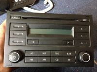 VW CD PLAYER, GOOD CONDITION