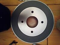 Nissan Primera Rear Brake Drums A PAIR ATE 24.0222-8029.1