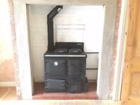 Rayburn multi fuel cooker for sale