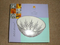 Crystal Bowl unused condition £10