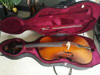 4/4 Cello set