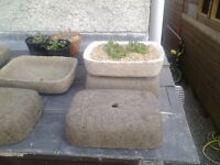 Hand-made mini troughs (Sorry SOLD OUT)!