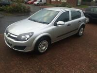 Vauxhall Astra 1.4 life, 1 year MOT, Full Service History, corsa, golf, polo, Clio Peugeot focus