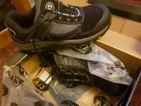 Brand new safety shoes size 7