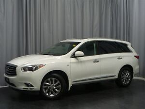 2014 Infiniti QX60 AWD 4dr Local Trade , Great Condition