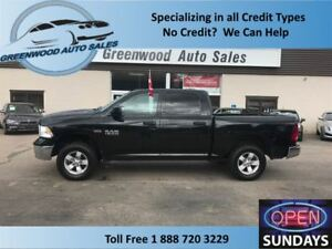 2014 Ram 1500 SMALL LIFT, FULL CREW, GREAT DEAL, WONT LAST!!!
