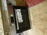 intergtated Bosch single oven, ceramic hob, microwave, all never used, mint condition.