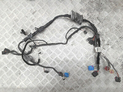 VW Volkswagen Phaeton 2003 rear right door wiring loom wire harness 3D0971694BG