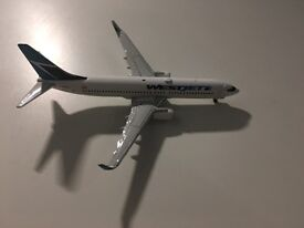 WestJet 737 Gemini Jet 1:400 Scale