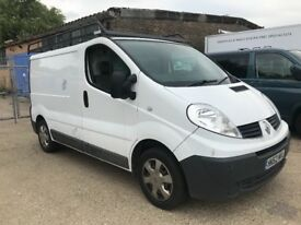2012 Renault Trafic Automatic