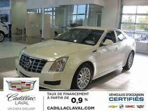 2013 CADILLAC CTS SEDAN Luxury