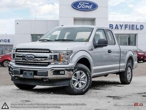 2018 Ford F-150 XLT WINTER PERFORMANCE PACKAGE INCLUDED – 0%...