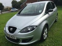 \\\ 56 REG SEAT ALTEA REFERENCE SPORT \\\ IST CLASS \\\ ONLY £1499