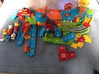 Toot Toot Drivers toys set. Excellent condition £55