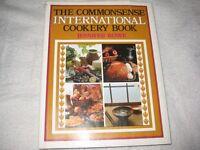 The Commonsense International Cookery Book by Jennifer Rowe
