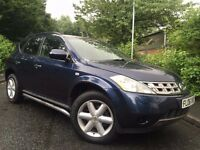 Nissan Murano 3.5 V6 CVT 5dr FULLY LOADED FULL HISTORY RING NOW FOR MORE INFO 07735447270