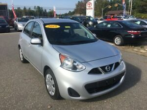 2015 Nissan Micra SV automatic ONLY $79 BIWEEKLY WITH $0 DOWN!