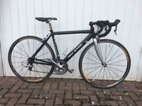 """Velo Ecosse Road Bike 52""""Aluminium Frame with Carbon Forks (excellent condition)"""