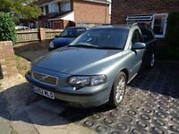 BARGAIN....VOLVO DIESEL ESTATE. LONG MOT.