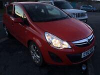 2012 Vauxhall Corsa, Diesel 5 door Hatchback