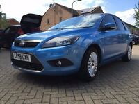 2008 Ford Focus Diesel 2.0 TDCi Titanium 5dr Full Service History , 1 Owner from New , HPI Clear