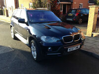 BMW X5 3.0D SE With 7 Seats