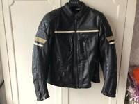 Ixon ladies motorcycle jacket size S