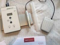 Nouveau Contour/Amiea Med Machine and Handpiece plus extras-Genuine with paperwork