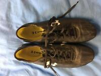 Under armour speed form football boots size 9