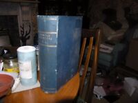 "Antiquarian Victorian Book "" The Temple Magazine "" Book"