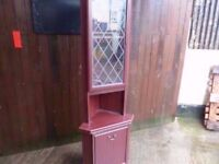 Corner Display unit Cabinet Delivery Available