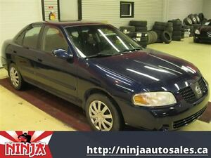 2005 Nissan Sentra 1.8 S Sport Auto Safetied