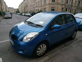 Toyota Yaris 2008 Automatic MOT until Nov
