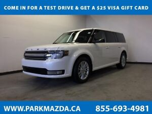 2014 Ford Flex SEL AWD - Bluetooth, Remote Start, NAV, Backup Ca