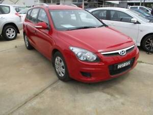 2011 Hyundai i30 SX Manual MY11 Young Young Area Preview