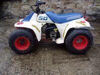 Suzuki lt50 Quad