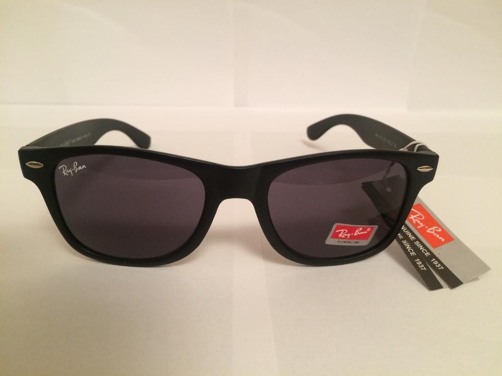 RayBan Wayfarer Sunglasses RB2140 (matte black)