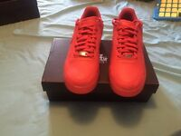 Size 7.5 Air Force Trainers BRAND NEW!