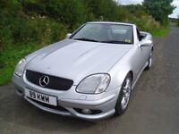 2002 Mercedes Benz SLK 32 AMG. 354 BHP.