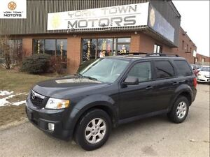 2009 Mazda Tribute GS V6 | HEATED LEATHER SEATS | CLEAN CARPROOF