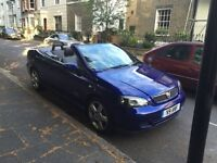 Vauxhall Astra exclusive convertable