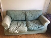 Old sofa free to collector