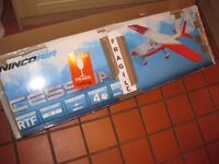 RC Plane Ninco Cessna For Parts or Repair. See description to see what we've got!