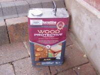 New Barrentine Wood Protective