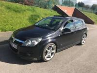 Vauxhall Astra SRI X Pack 2.0 Turbo 200BHP Pan roof Xenons Heated leathers Px Swaps