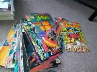 DC Demon comics