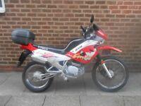 Kymco STRYKER TRIAL 125cc motorbike