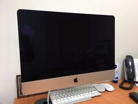 """imac 21.5"""" With macOS Sierra in Mint Condition"""