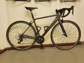 *CANYON ENDURACE CF 8.0 CARBON ROAD BIKE SIZE SMALL 53CM - GREAT COND + EXTRAS*