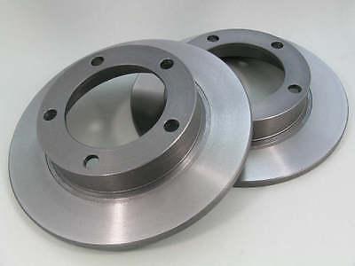 2x Brake Disc Lada Niva 1600 cm  1700 CM  1900 cm 2121 3501070